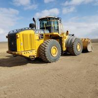 large wheel loaders for sale in ND