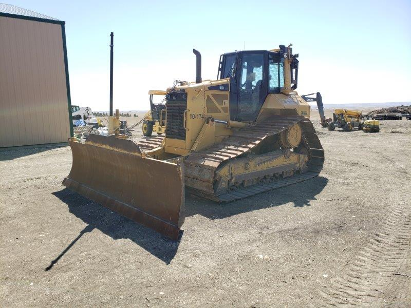 Used D6N LGP dozer for sale in ND