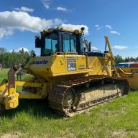 Komatsu D65PX-18 for sale in Alberta