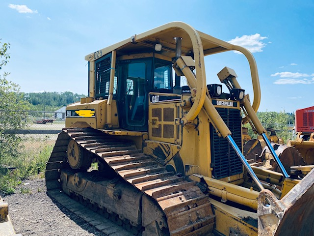 Used D6R dozer for sale in AB