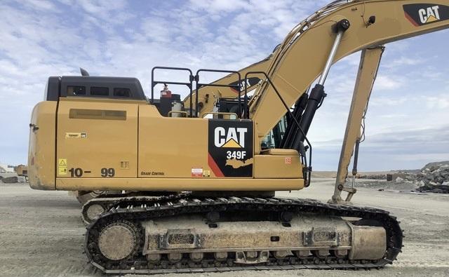 Used Cat 349 excavator for sale in BC