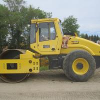 Bomag BW211D50 compactor for sale or rent in Western Canada