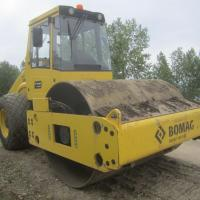 "84"" bomag smooth drum compactor in SK, MB, AB, MN, ND, MT, BC"