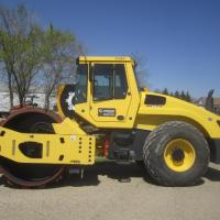 Bomag BW219D4 packer for sale or rent in Saskatchewan, Alberta