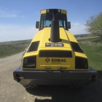 Bomag smooth packer for sale in North Dakota, Minnesota, Alberta