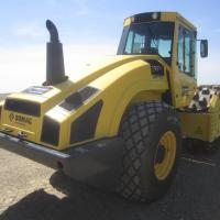 smooth drum roller for rent or purchase in SK, ND, MN, AB, MB, BC, MT