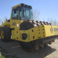Bomag compactor with shell kit for sale in Regina, Williston, Saskatoon