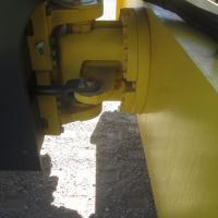 used Bomag soil compactor for rent in Western Canada and USA