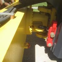 used Bomag dirt compactor for sale in Sask, Alberta, Manitoba, BC