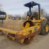 Cat smooth drum compactor for sale in North Dakota, Minnesota