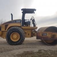 "Cat 84"" smooth packer for sale or rent in Saskatchewan, Alberta"