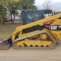 skid steer with tracks for sale sk