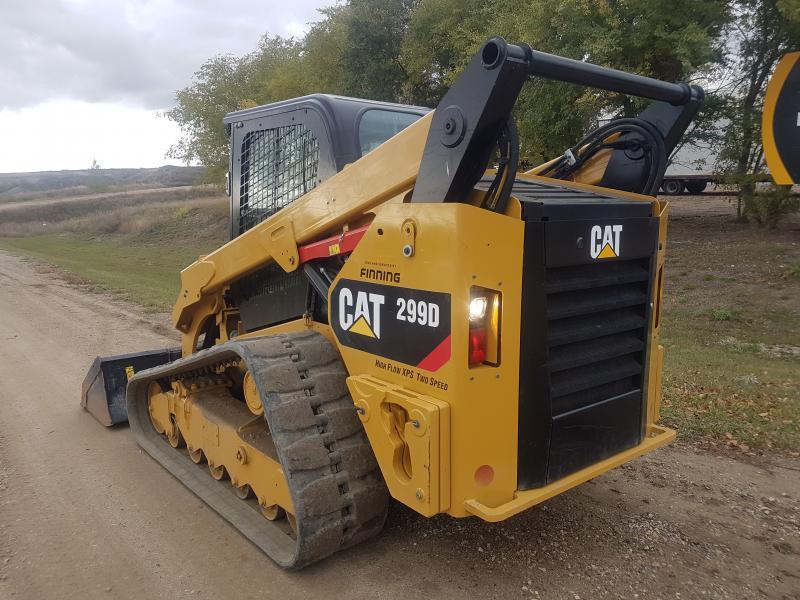 Compact track loader 2015 cat 299d skid steer cat 299d rent or sale saskatchewan publicscrutiny Image collections