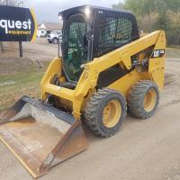 Skid steer Cat 226 for sale or rent Saskatchewan
