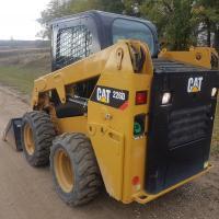 Cat 226D skid steer for sale or rent Saskatchewan