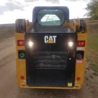 Skid steer to rent Cat 226D in Saskatchewan