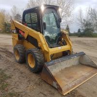 Cat 226D skid steer loader for sale or rent