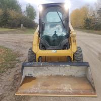Skid steer loader Caterpillar 226D for sale