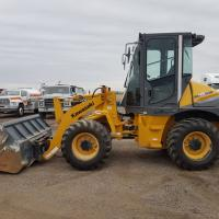 wheel loader with 1.2 yard bucket for sale or rent in SK, AB