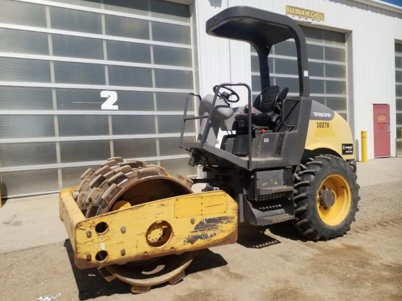 """54"""" padfoot compactor for sale or rent in Sask"""