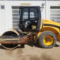 "66"" smooth soil compactor for rent"