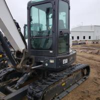 Used Bobcat mini excavators for sale in Sask
