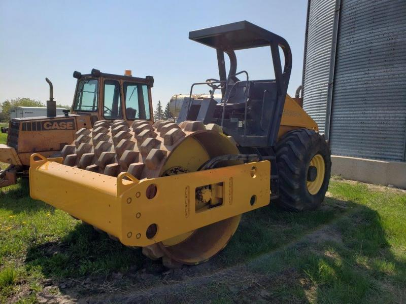 Used Bomag packers for sale in Sask