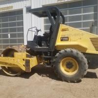 "66"" padfoot compactors for rent in Manitoba, Saskatchewan"