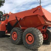 Used 30 ton rock trucks for sale in BC, Alberta
