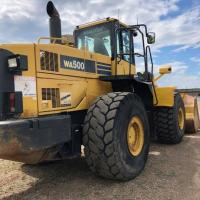 Used Komatsu WA500 loaders for sale in North Dakota
