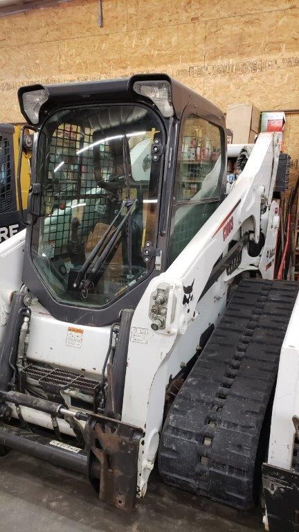Used Bobcat T770 track loaders for sale in Sask
