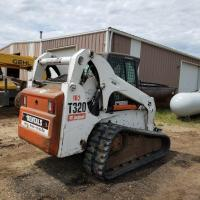 Used T320 track loaders for sale in Williston, New Town, Minot