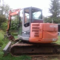 Used Hitachi hoes for sale in Kelowna, Abbotsford, Fort St. John, Chilliwack