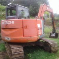 Used Hitachi ZX85USB-3 excavators for sale in AB, BC, SK, MB, ND