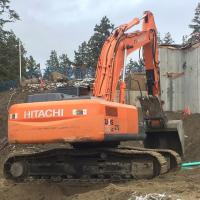 Used Hitachi ZX350LC-3 hoes for sale in British Columbia