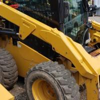 Used Cat skid steer loaders for sale in Vancouver, Edmonton, Regina