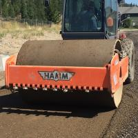 Used Hamm soil compactors for sale in Kamloops, Vancouver