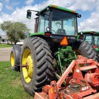 Used John Deere 200 HP tractors for sale in Minot, Williston