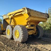 Used Deere 410E articulated rock trucks for sale in AB, BC