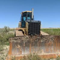 Used Deere 850J bulldozers for sale in Antler, ND