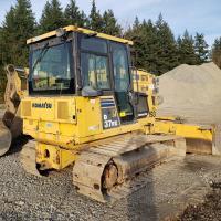 Used Komatsu D37PX bulldozers for sale in Kitimat, Terrace
