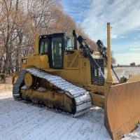 Used Caterpillar D6T dozers for sale in MB, SK
