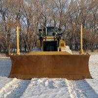 Used Cat D6 dozers for sale in Western Canada