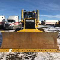 Used Komatsu D65PX dozers for sale in Alberta