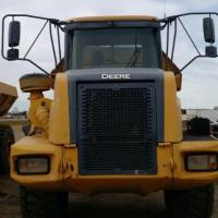 Used Deere 300D articulated rock trucks for sale in SK