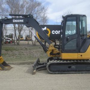 Excavators Mini Excavators For Rent In Canada