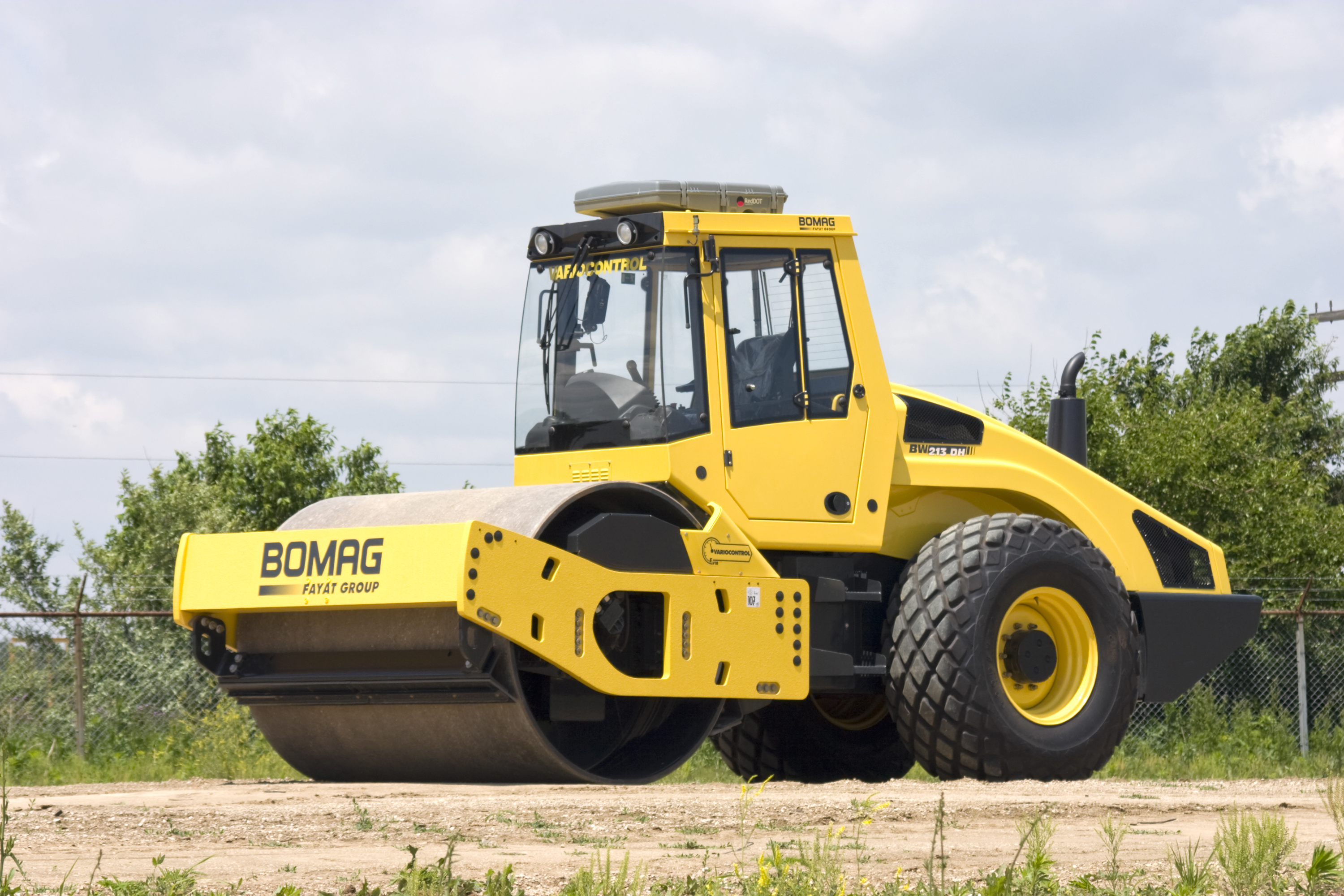 Types of Soil Compaction Machines for Rent or for Sale in SK