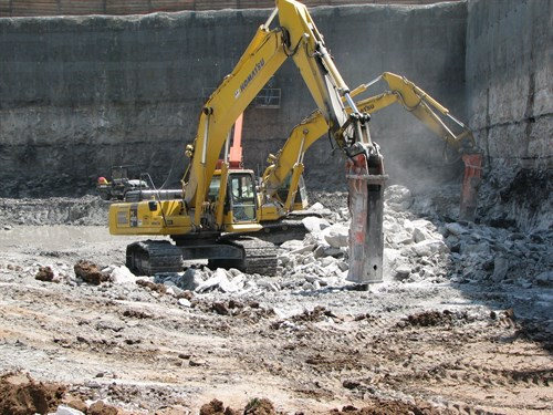 Matching A Hydraulic Breaker To The Right Machine